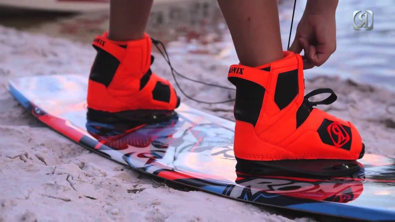 Ronix Vision Wakeboard 2014 Promo