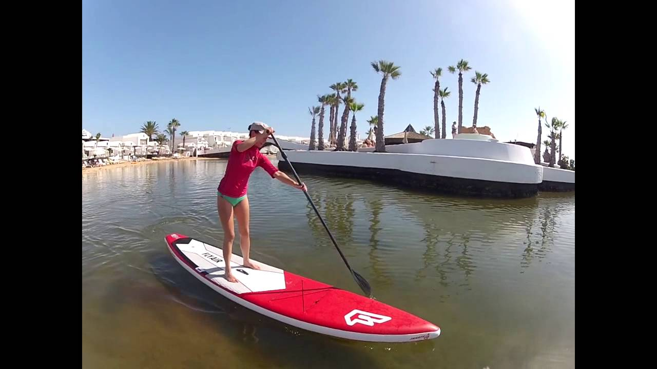 Paddle Surf Race Clinic Lanzarote