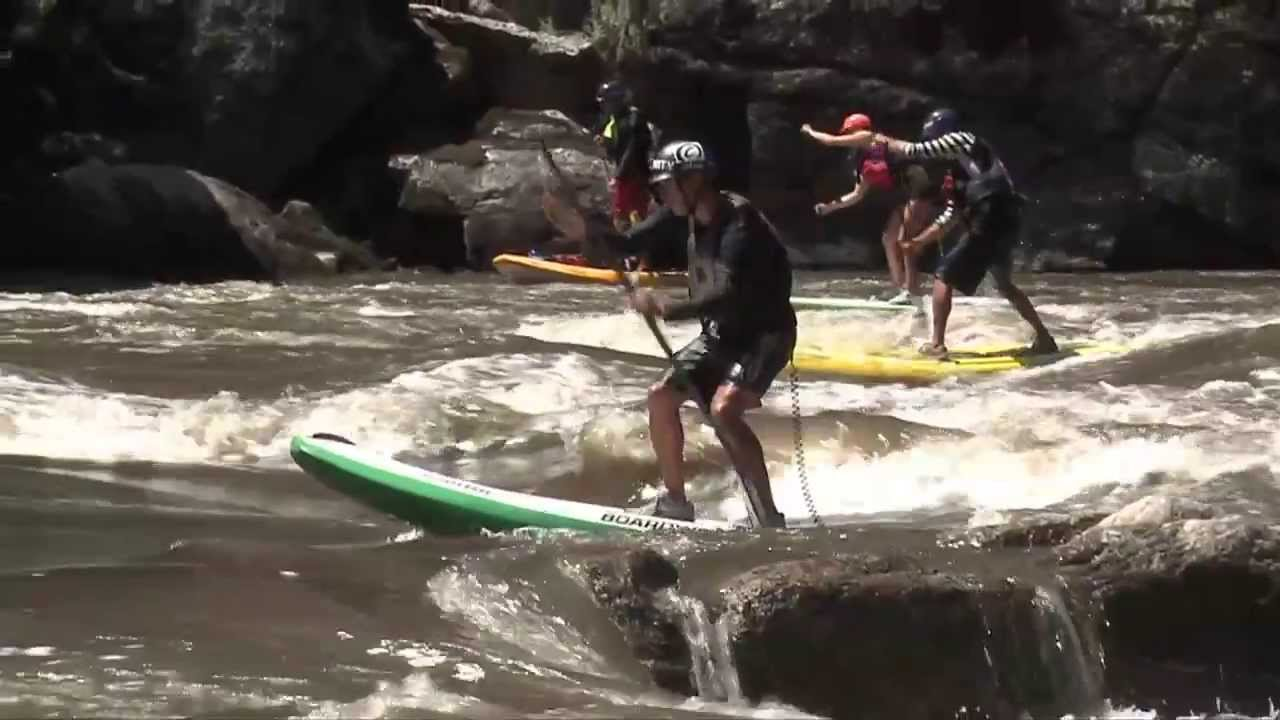 The River Life – Extreme Paddle Surf