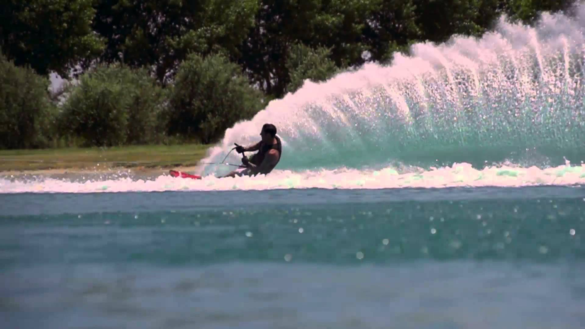 Trent Finlayson joins to HO Water Ski Team