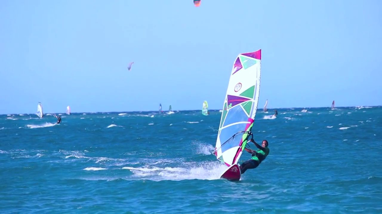 Cabarete Fiun and Fly Windsurfing