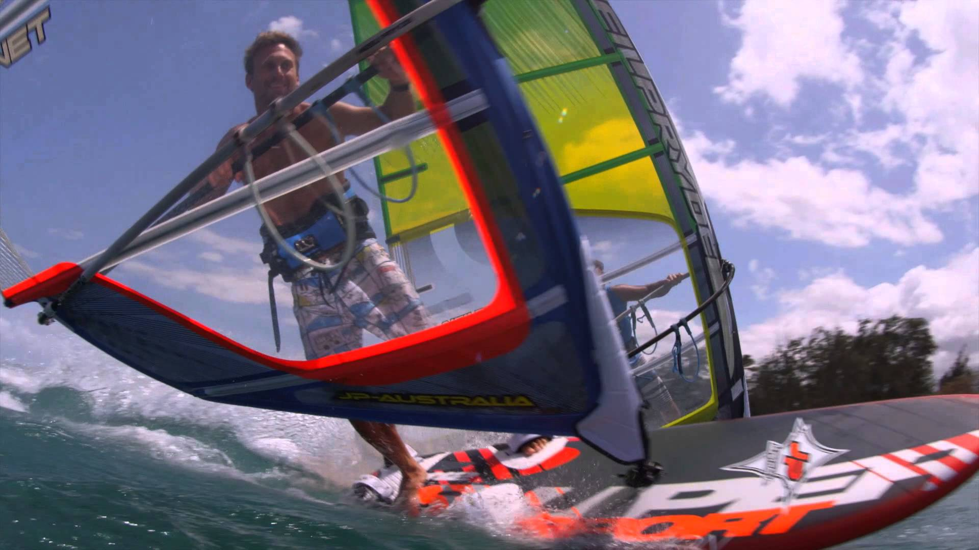 Extreme Windsurfing – The Story of Forceline