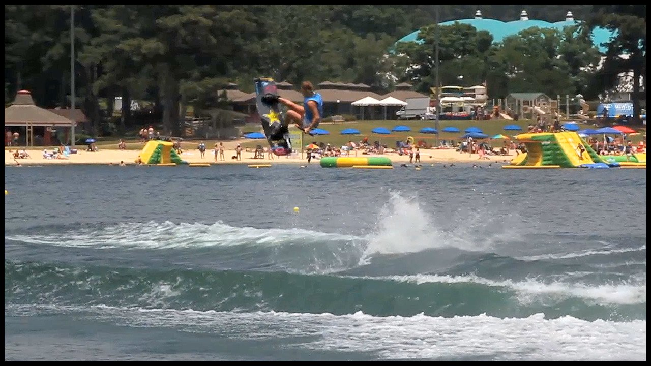 55th Masters Wakeboard Tournament in Pine Mountain