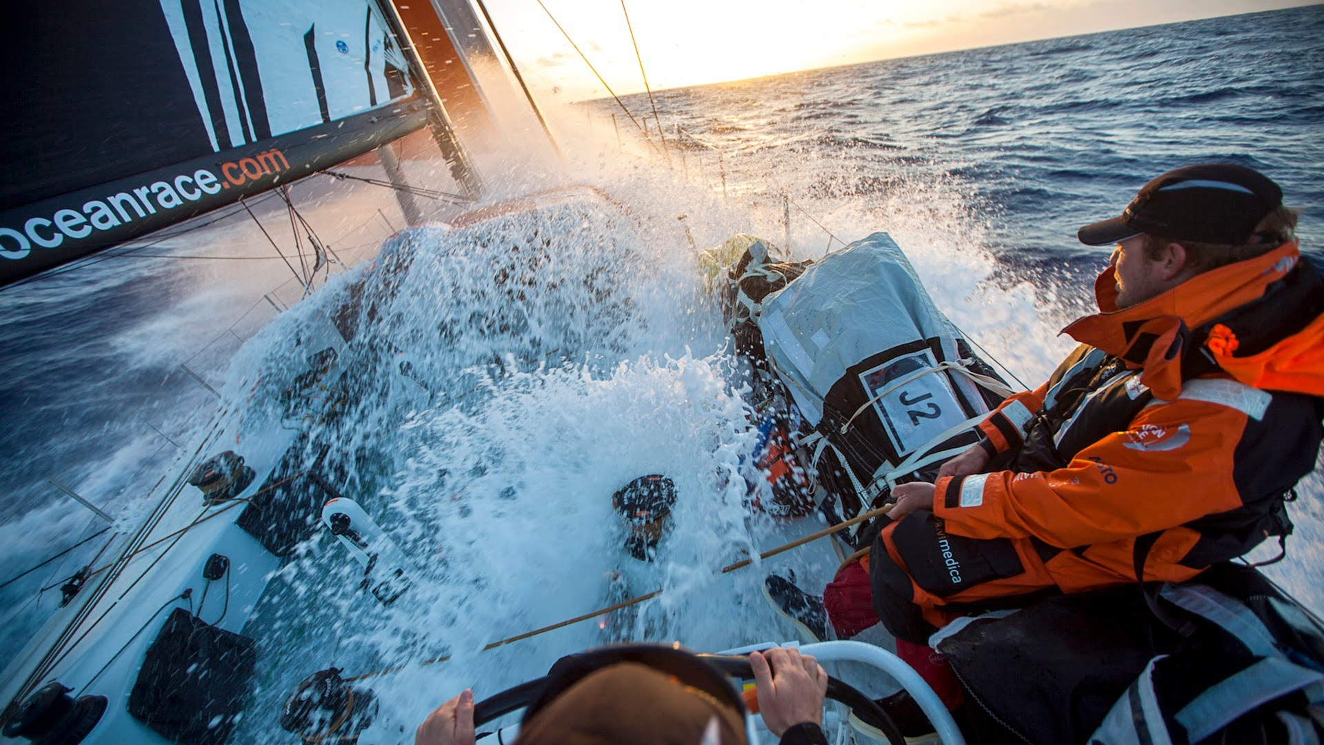 Where do you want to be? – Volvo Ocean Race 2014-15