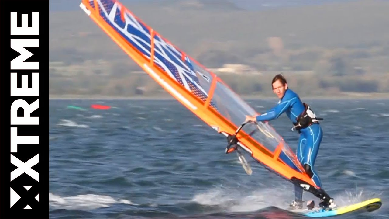 Windsurf Freestyle – Spring colors of Sardinia with Nicolo