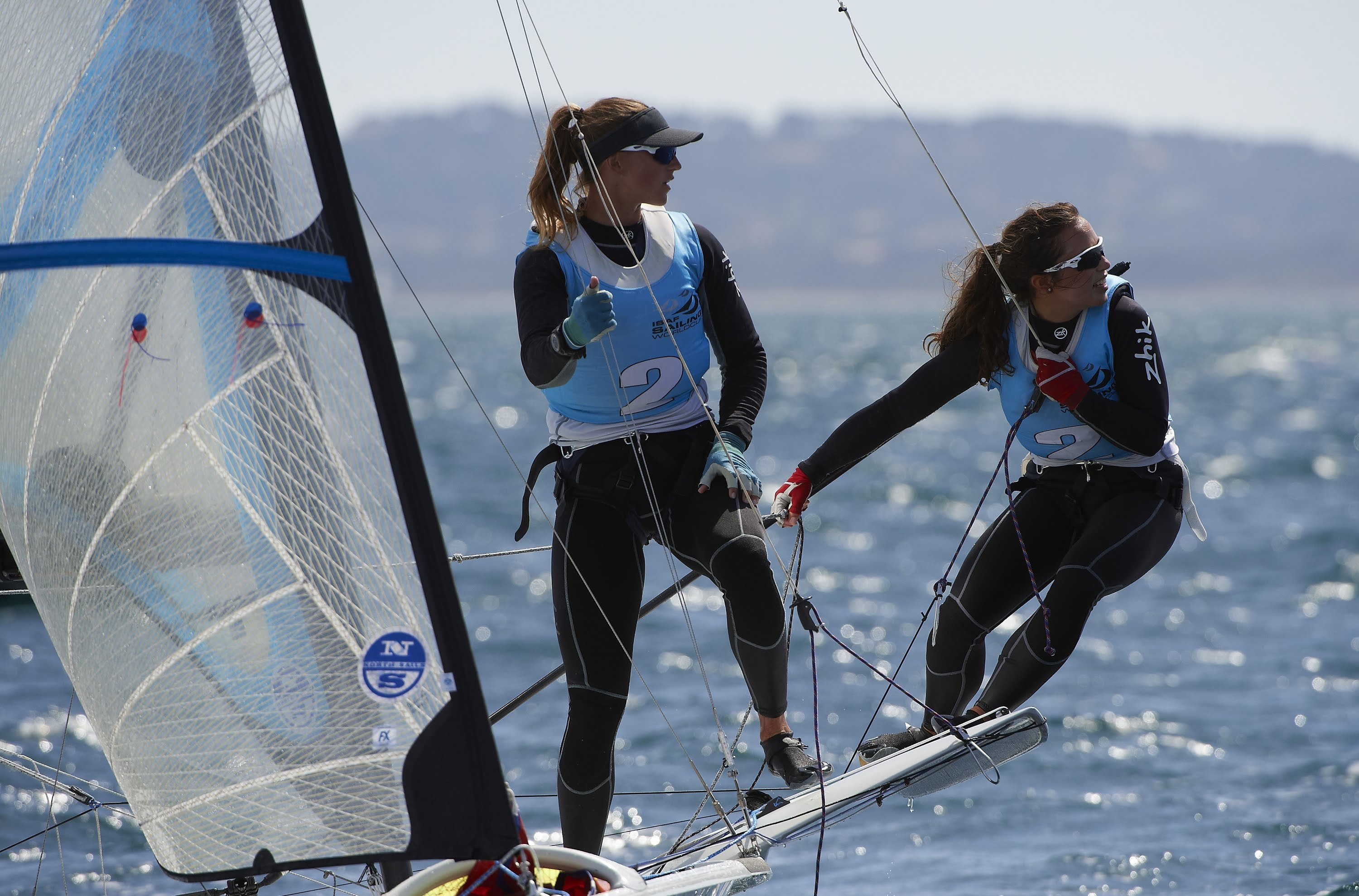 2014 ISAF Sailing World Cup Hyeres – Sea Master Sailing Feature