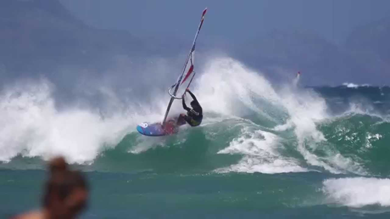 Fanatic Pro Windsurfing TriWave 2015