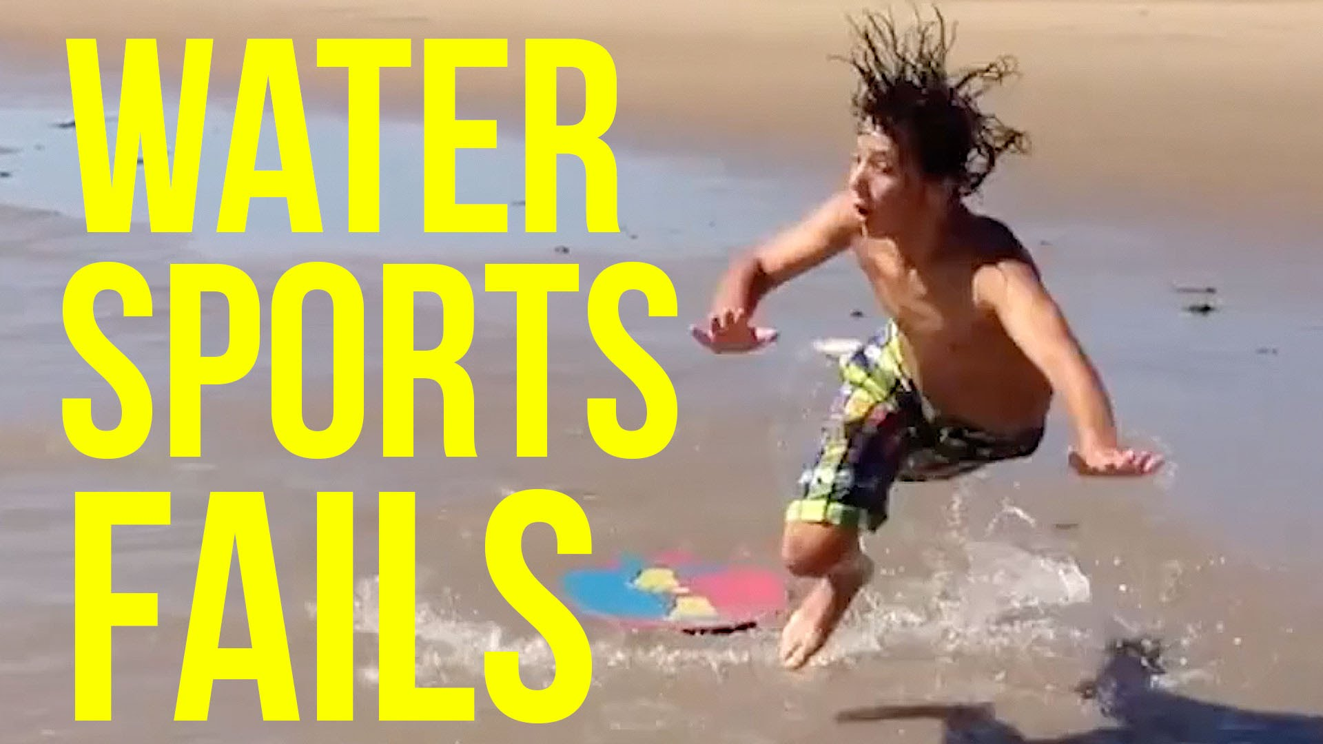 Ultimate Water Sports Fails Compilation – FailArmy