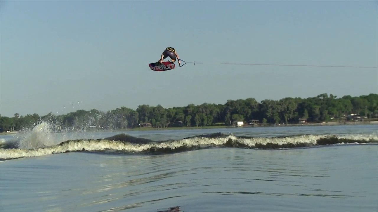 Hyperlite Kruz – Rusty Malinoski Pro Model Wakeboard