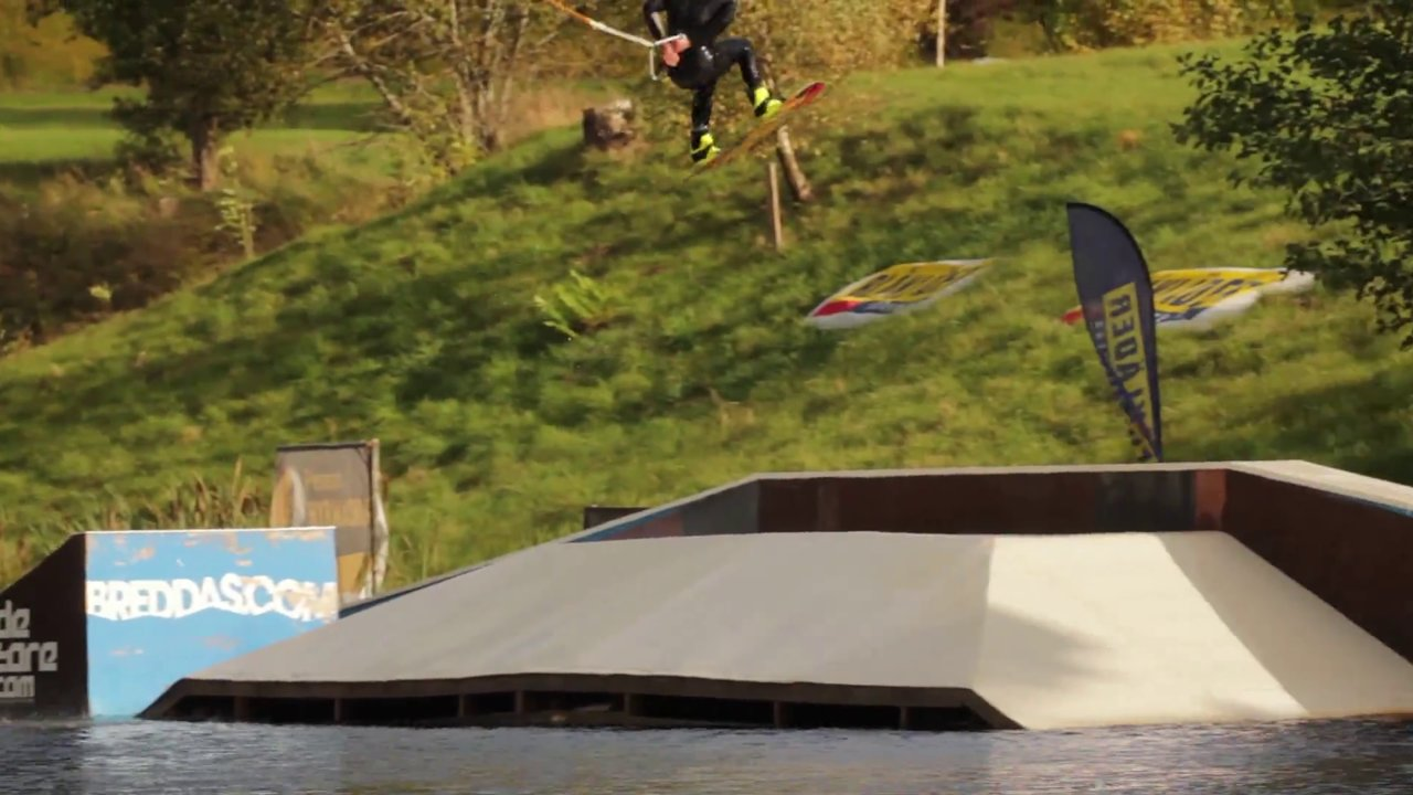 Nice Wakeboarding Crash With Mattias Hoppe – Breddas.com