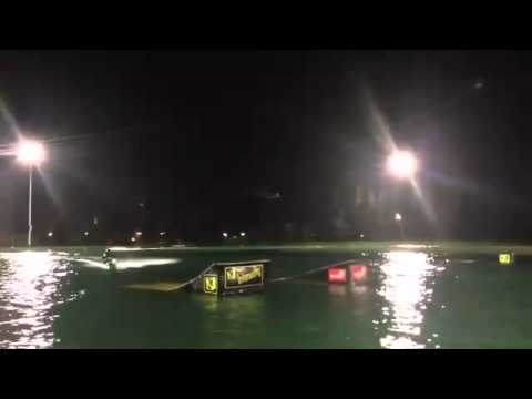 Wakeboard Kicker Crash by James Jo