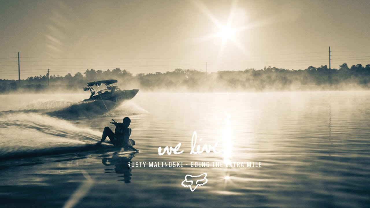 Fox Wakeboard Presents – Rusty Malinoski We Live