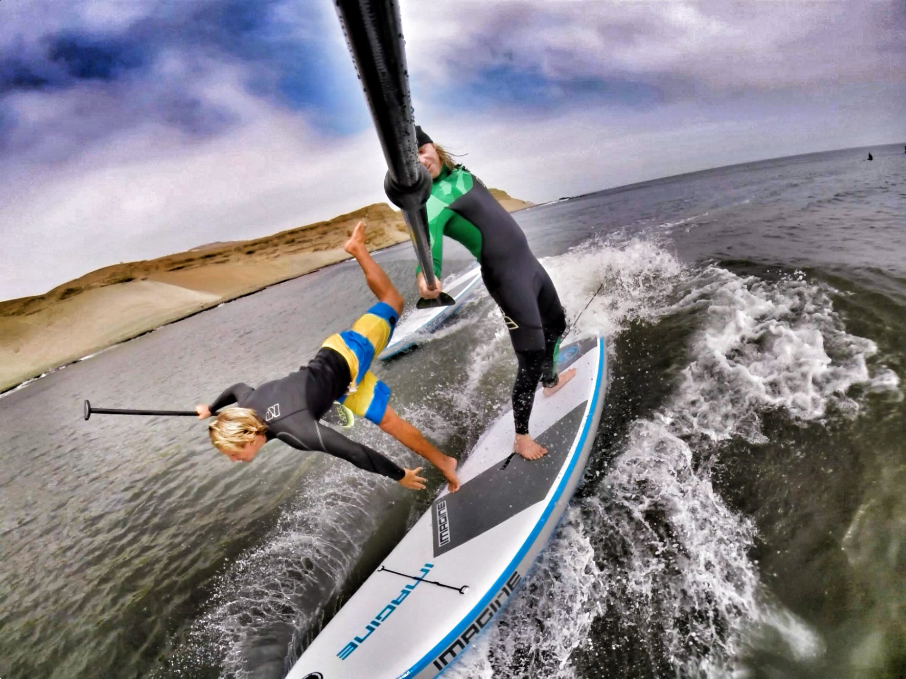 Party Wave Time – A Waterlust Short