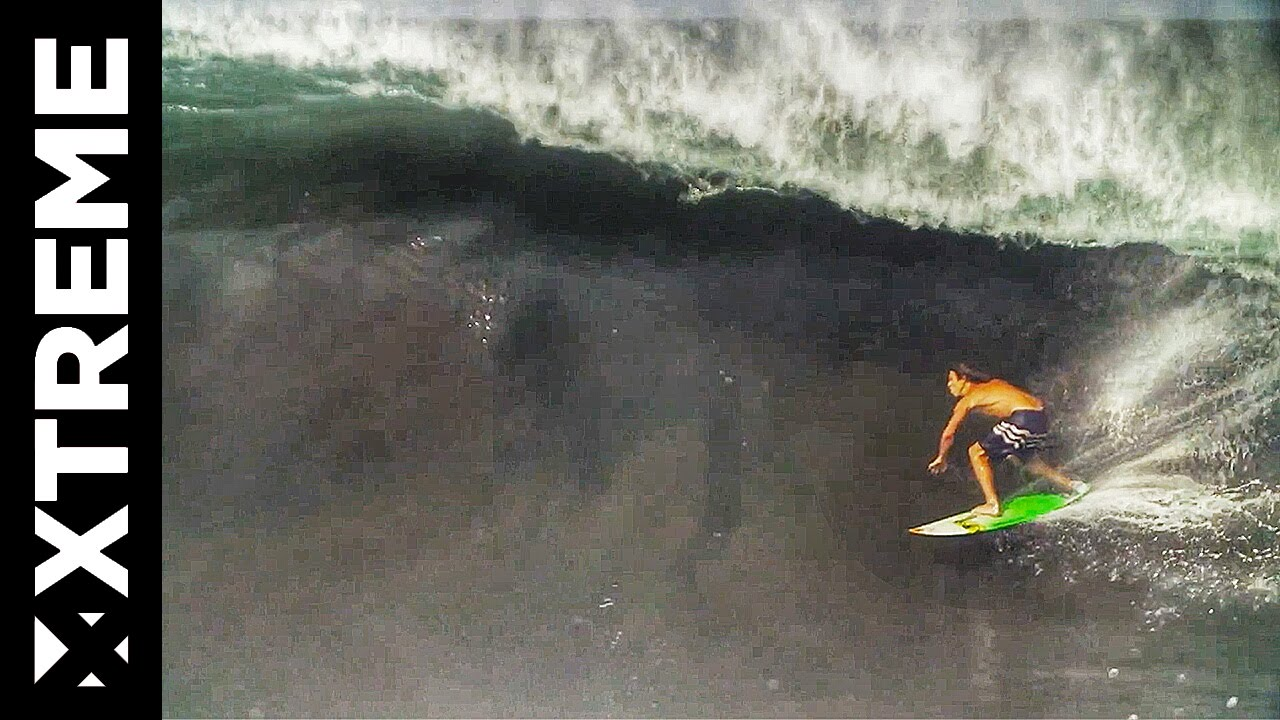 Surf Skim Session – Brad Domke & JOB swapping boards in Mexico