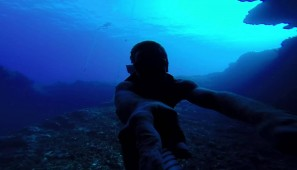 Cave Freediving in the Philippines