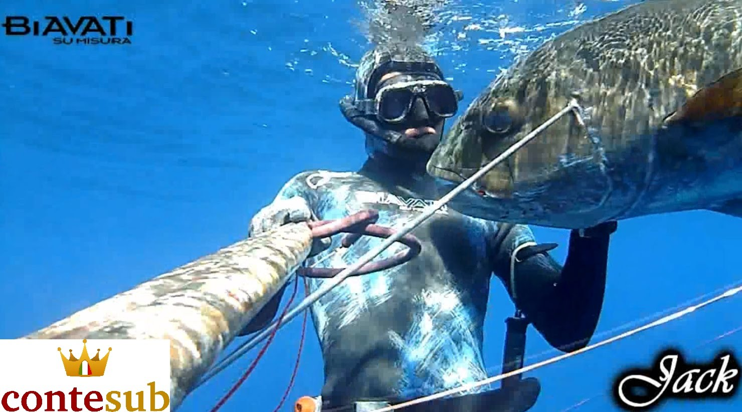 Pescasub by Jack – The best of Sardinia Spearfishing 2014