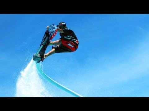 Flyboard Extreme Water Sport!