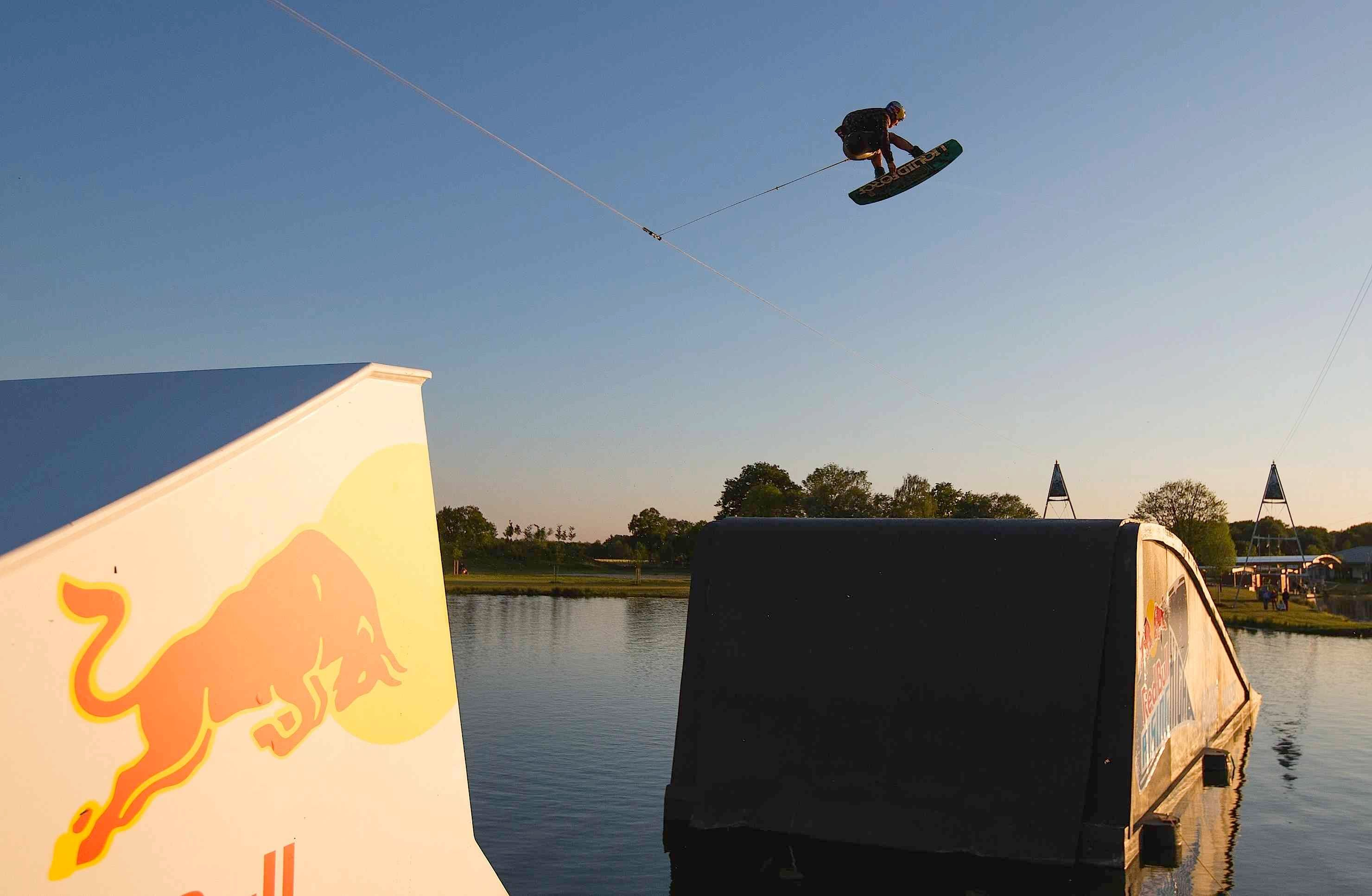 Get Inspired With Red Bull Rising High!