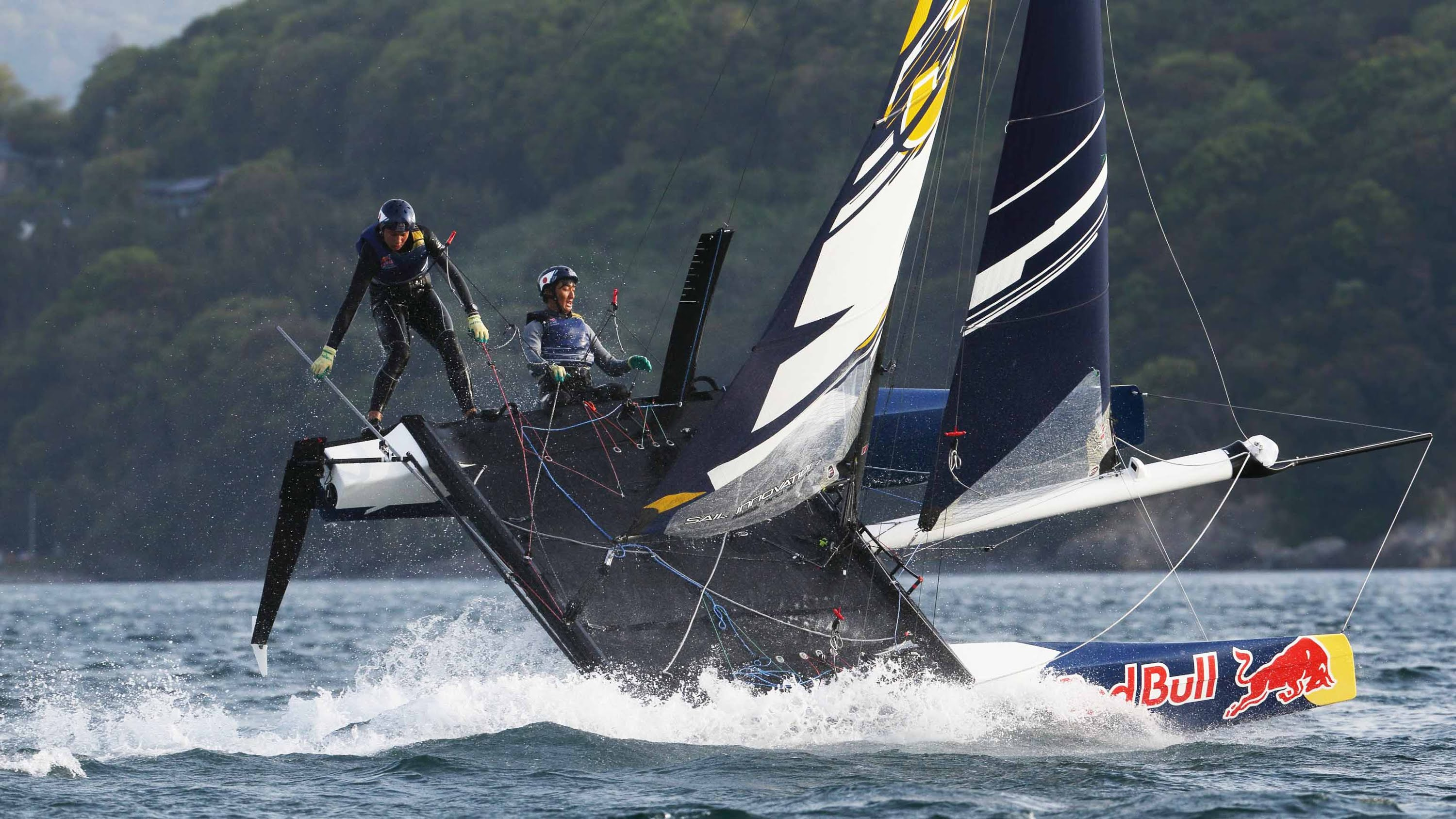 Red Bull Foiling 2015