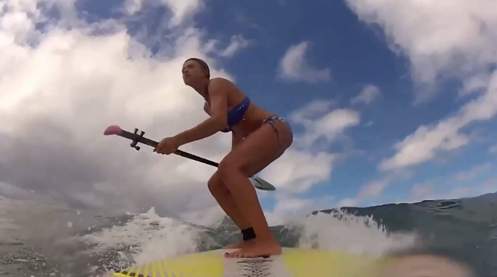 Stand up Paddle Board Around The World