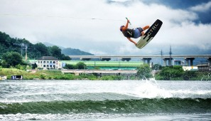 Sang Hyun Yun Boat and Cable Wakeboard Sessions