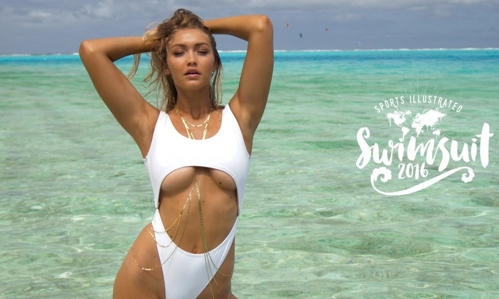 Gigi Hadid (Super Sexy) – Sports Illustrated Swimsuit 2016