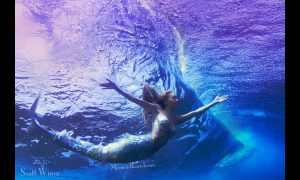 Mermaid Transformation – Beautiful Girl